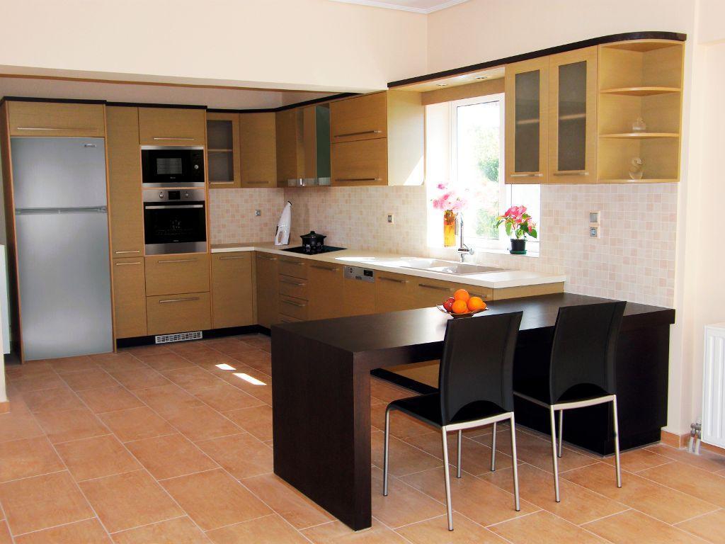 #B03A1B móveis da sua cozinha definem de forma imperativa a personalidade da  1024x768 px Idéias Da Configuração Da Cozinha_128 Imagens