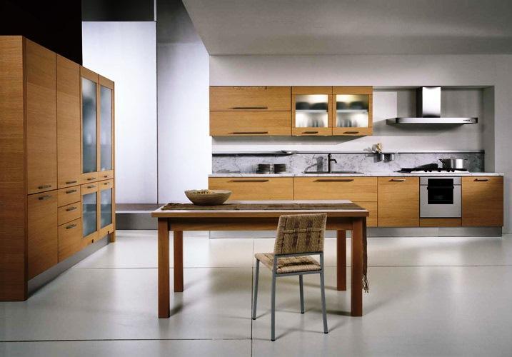 A cozinha é um ponto central de uma habitação sendo muitas vezes a divisão mais confortável da casa e o principal centro de convívio.
