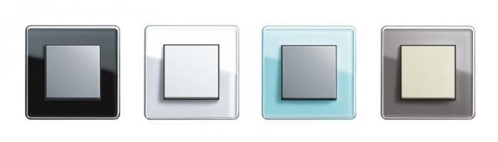 Existem muitos tipos de interruptores disponíveis no mercado. Escolha o estilo que condiz melhor com os espaços da sua casa.