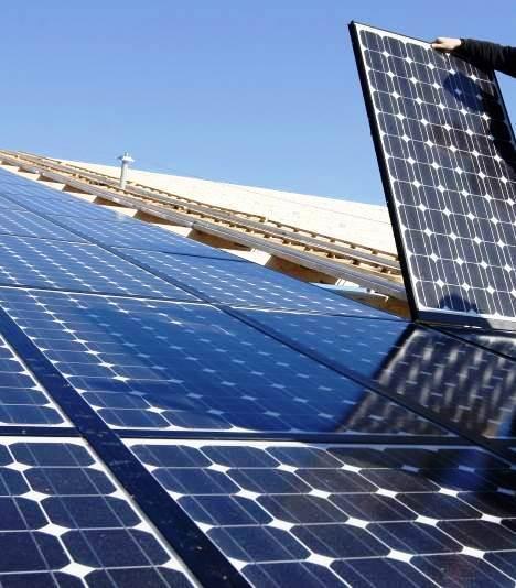 A energia solar que chega diariamente a Portugal (em média 430.000 GWH) é equivalente à energia que o país gasta em 1000 dias.