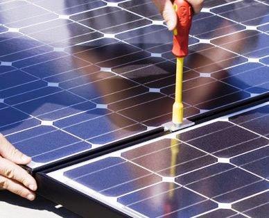 O recurso solar é uma fonte energética inesgotável e abundante em todo o planeta, principalmente no nosso país.