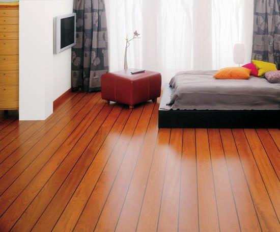 O pavimento flutuante é um produto de bastante sucesso e com aceitação generalizada junto do consumidor.