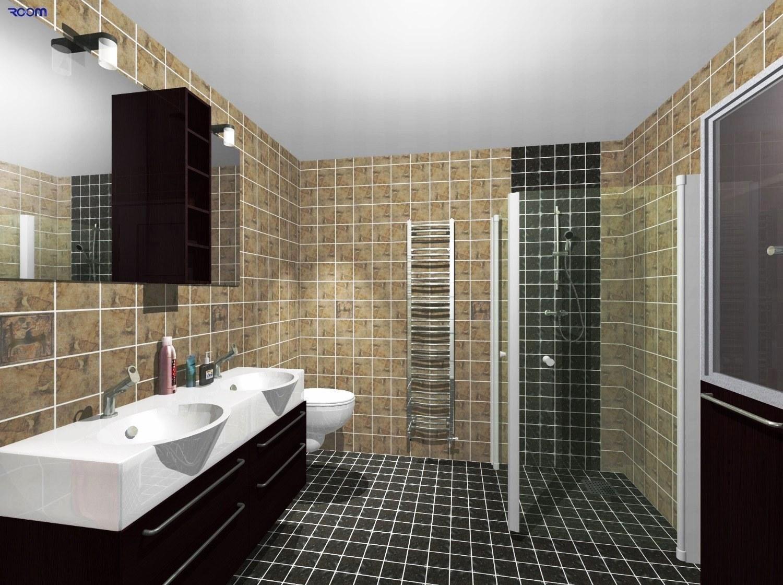 Remodelações Remodelações de casas de banho CASA VIVA Obras #7D6C4E 1500 1120