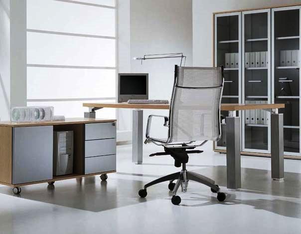 Cada espaço de escritórios pode ter um design único.