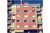 Recuperação e pintura de edifício
