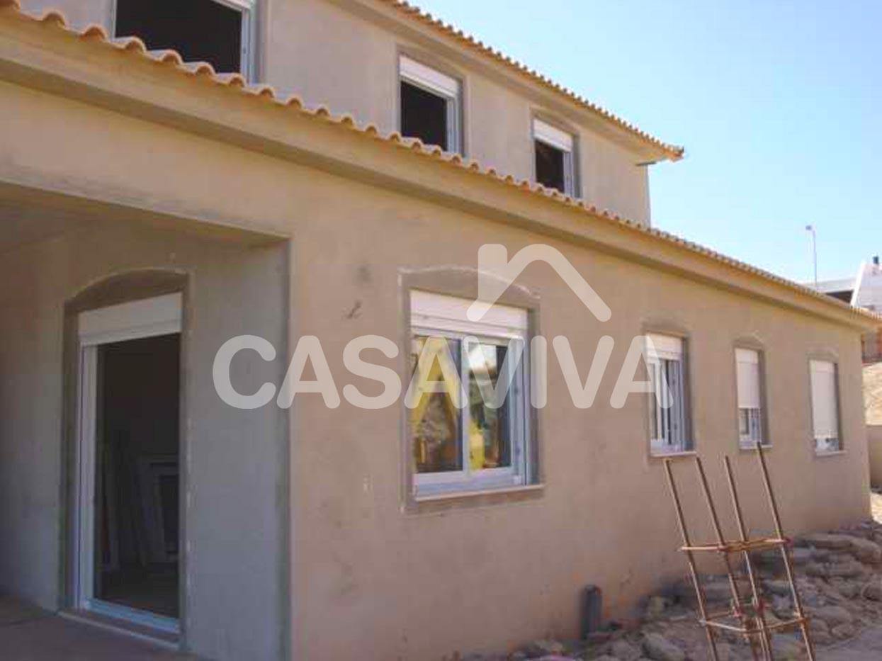 Portf lio aplica o de caixilharias fachada lateral - Casa viva obras ...