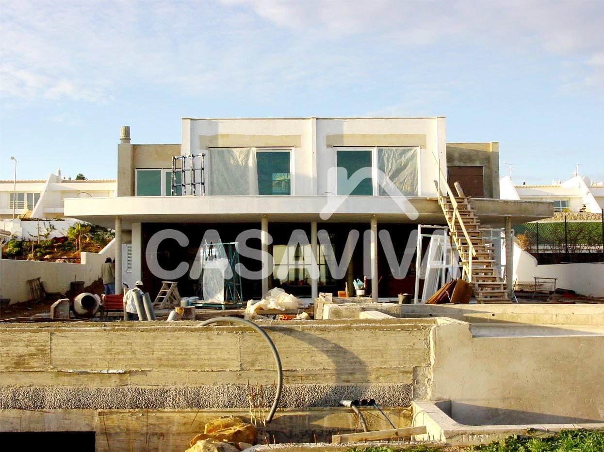 Portf lio arranjos exteriores constru o da piscina - Casa viva obras ...