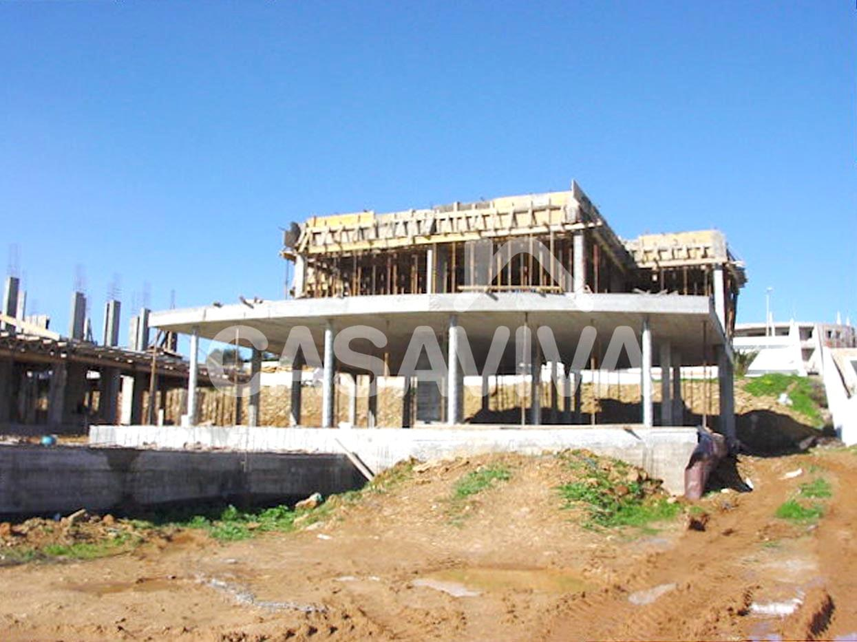 Portf lio execu o da estrutura da moradia contru o de - Casa viva obras ...