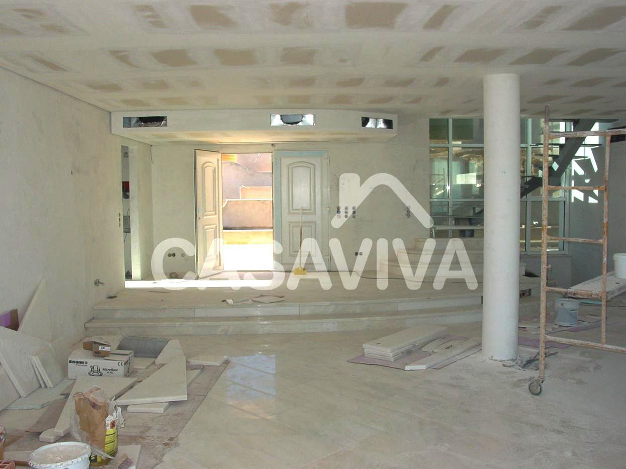 Portf lio nova moradia zona interior contru o de - Casa viva obras ...