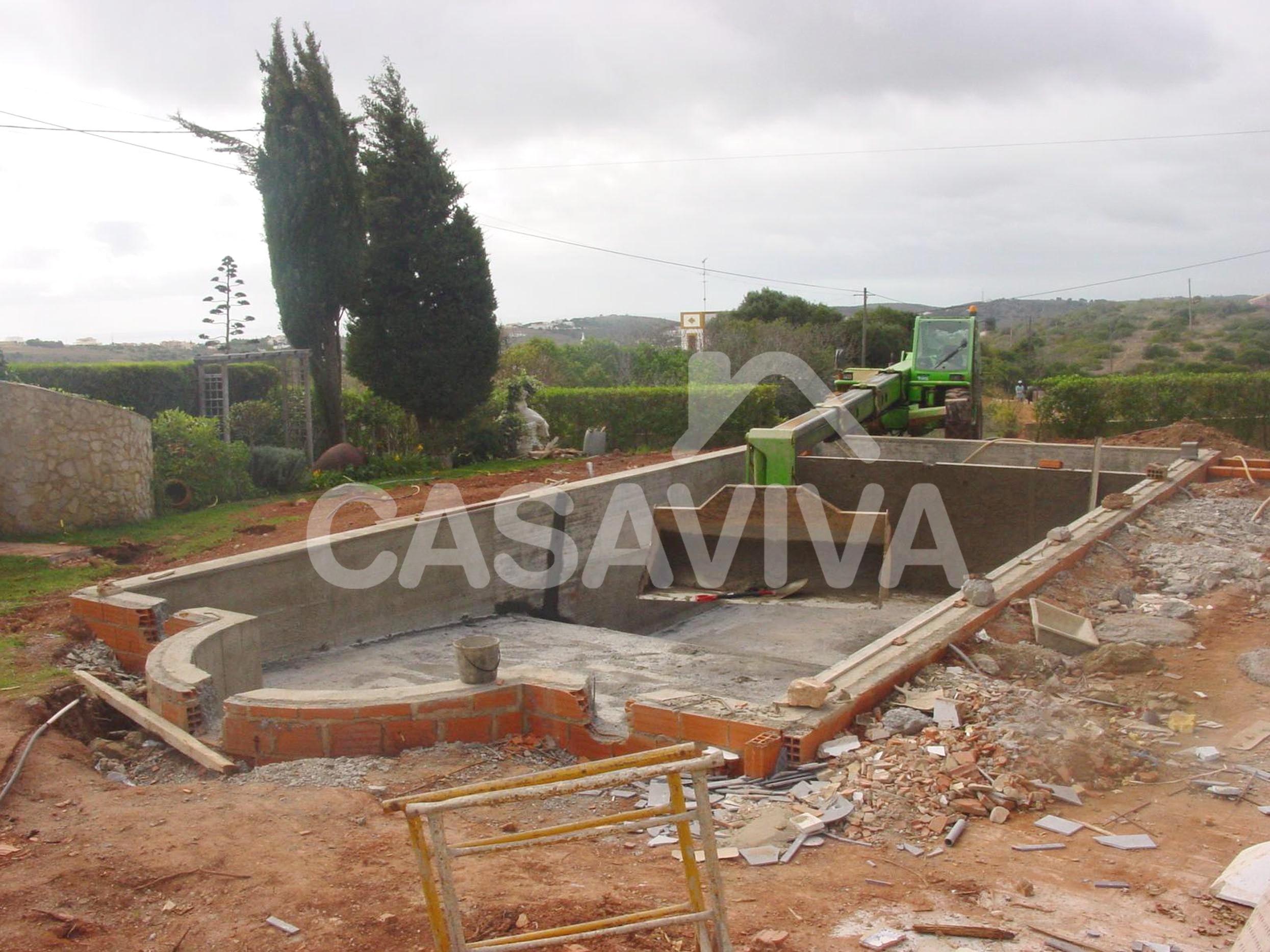 Portf lio impermeabiliza o com betonilha constru o de - Casa viva obras ...