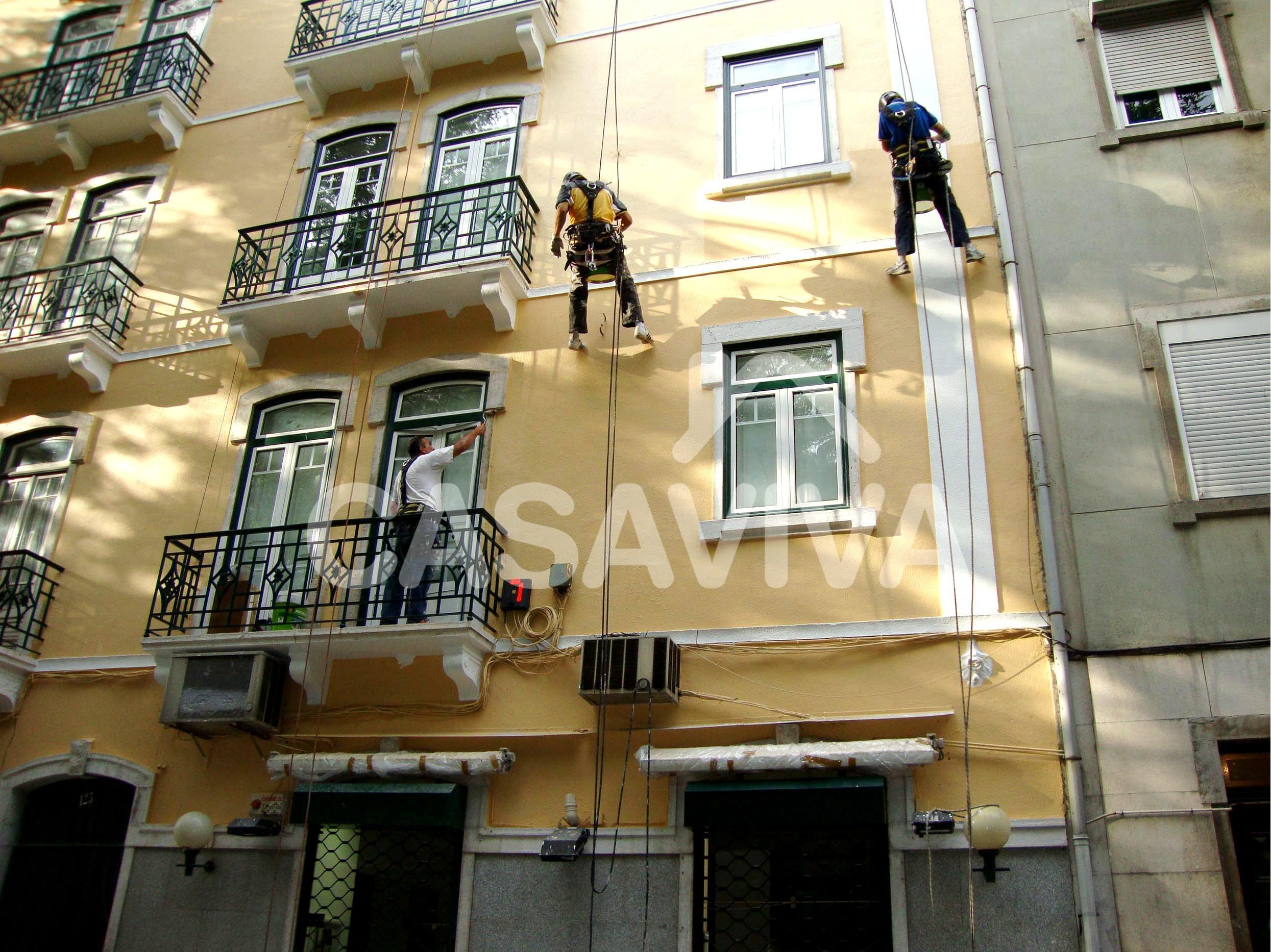 Portef lio recupera o de edif cios s sebasti o da - Casa viva obras ...