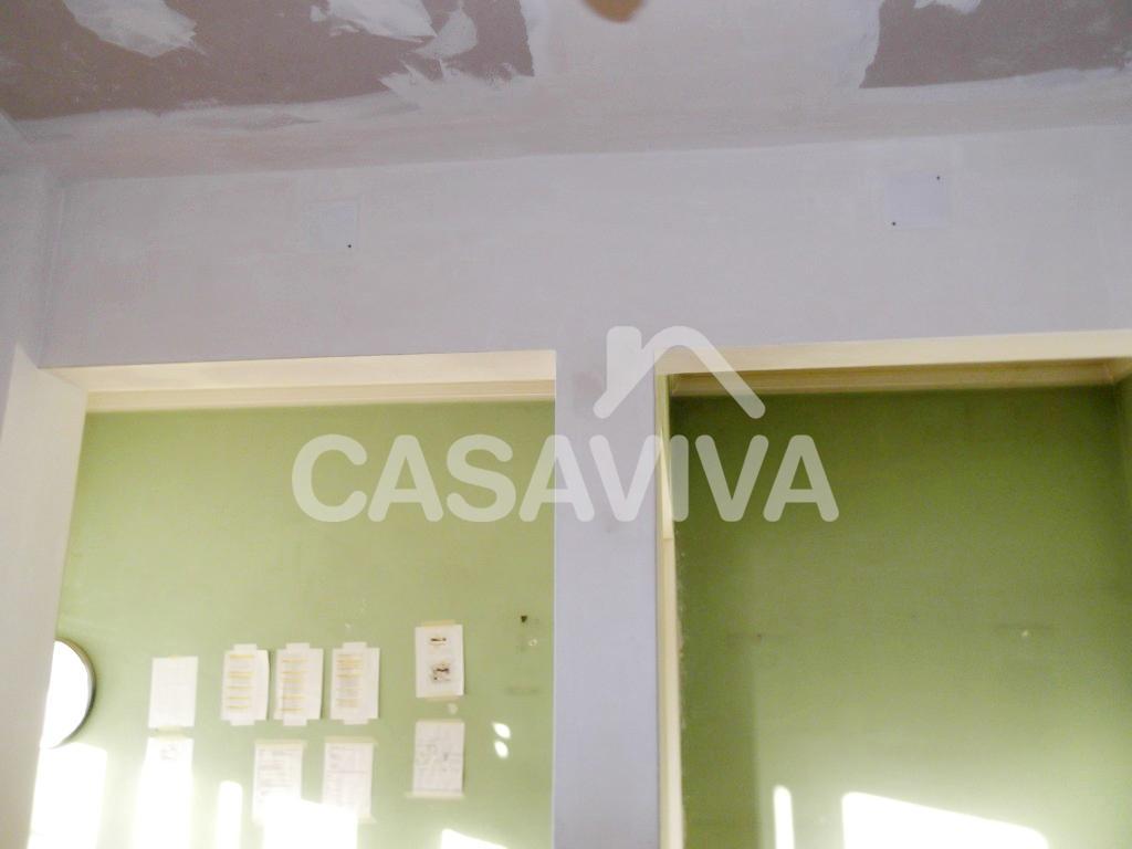 Portf lio remodela o da sala revestimentos - Casa viva obras ...