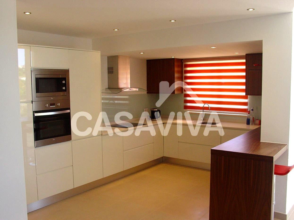Portfólio Cozinha Móveis e Equipamentos Remodelação de Cozinha  #C52806 1245 933