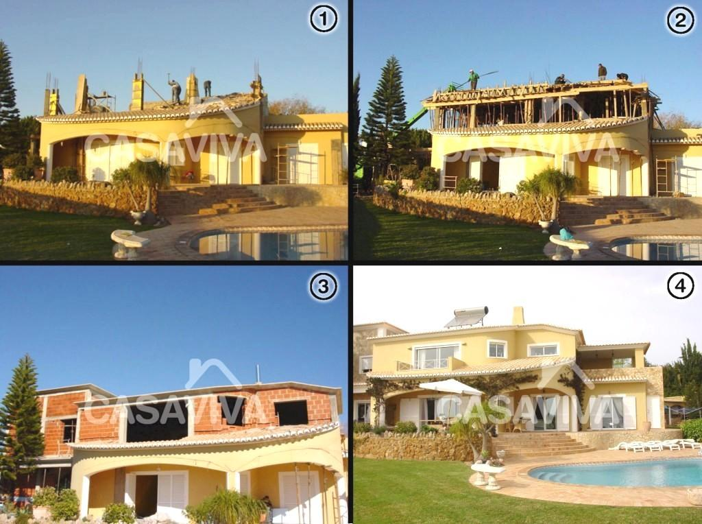 Portf lio amplia o de moradia traseiras remodela o - Casa viva obras ...