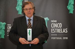 Prémio 5 estrelas Portugal 2018 - Vencedor Categoria Obras e Remodelações de Imóveis - CASA VIVA Obras