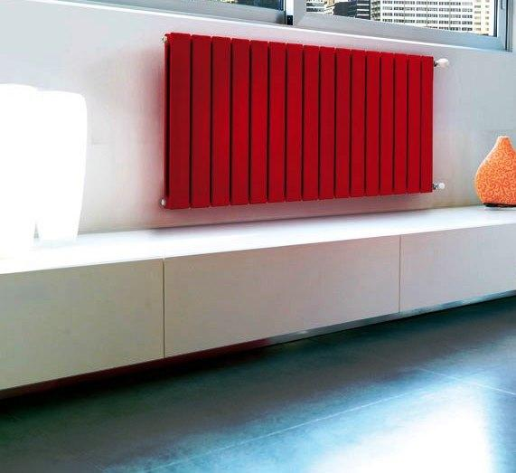 O sistema de aquecimento adequado fornece um alto padrão de conforto com baixo consumo energético sem ruídos desagradáveis e com longo período de vida útil.