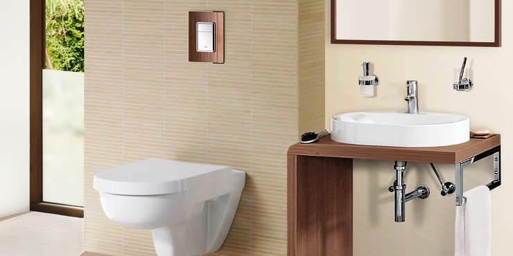 Com a CASA VIVA pode obter soluções inovadoras para as casas de banho da sua habitação.