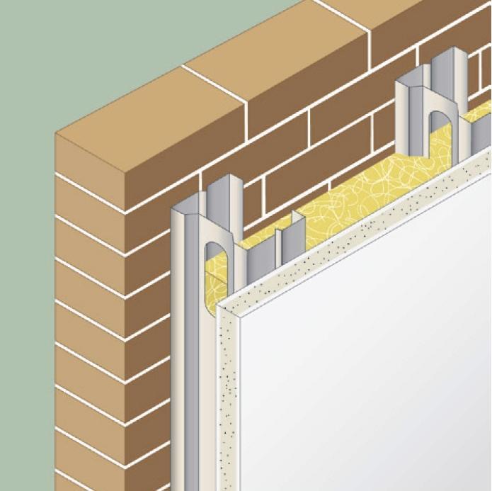 Casa viva obras - Aislamiento paredes exteriores ...