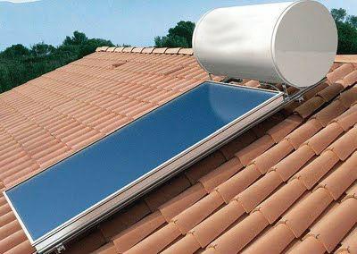 Os Painéis Solares Térmicos são os mais comuns e são utilizados, principalmente, para aquecimento das Águas Quentes Sanitárias (casas de banho e cozinhas).