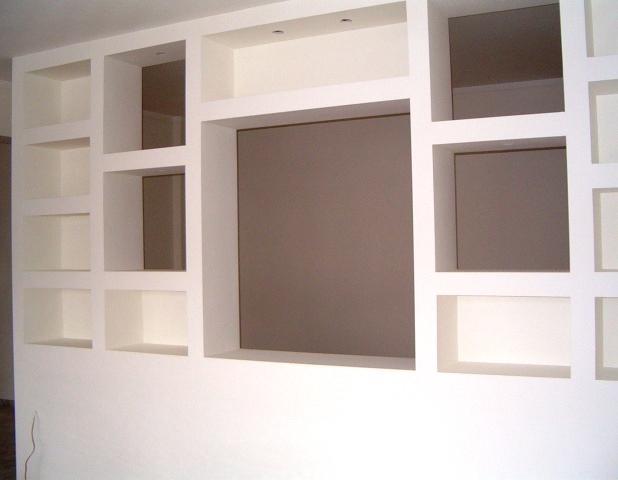 O Gesso Cartonado tem a vantagem da rapidez na preparação e instalação, economia na sua utilização, acabamentos finais perfeitos e paredes mais finas.