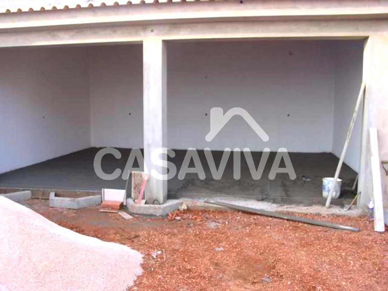 Portf lio constru o de garagem exterior constru o de - Pavimento ceramico exterior ...