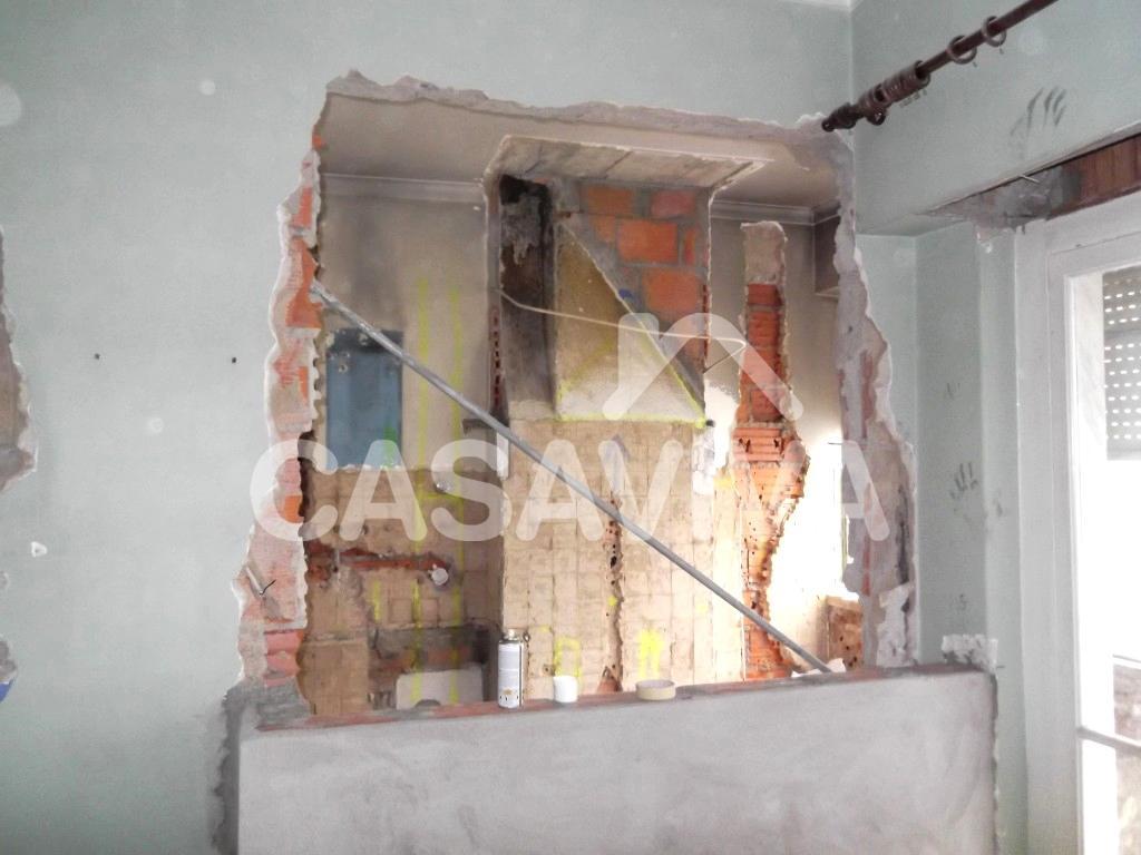 Portf Lio Remodela O Da Cozinha E Sala Bancada Remodela O De  ~ Divisoria Para Cozinha E Sala