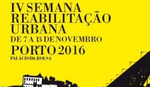 Reabilitação Urbana Porto 2016
